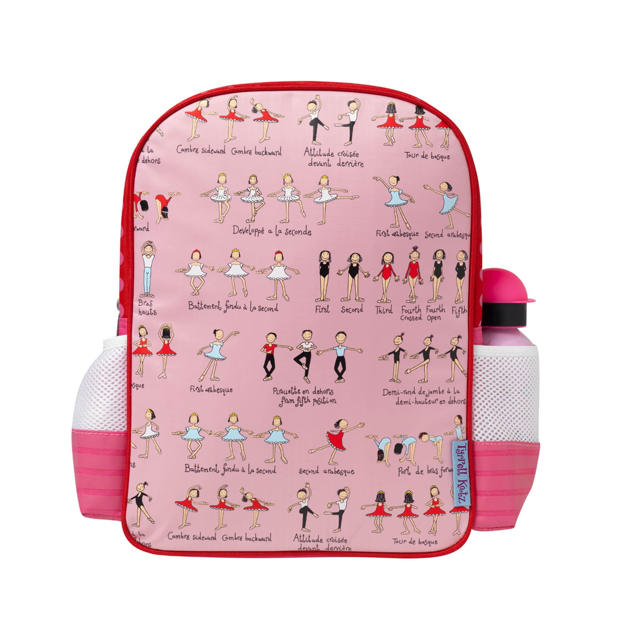 girls ballet school backpack | Gigglemonsters